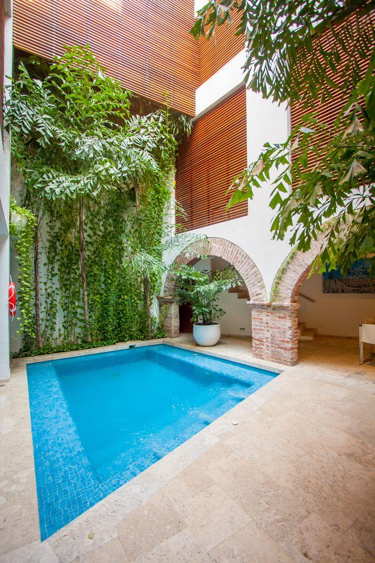 Te esperamos en el Hotel Casa Claver. Cartagena de Indias, Colombia http://www.casaclaver.com/reservar