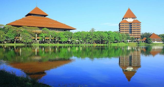 Balairung and Rektorat