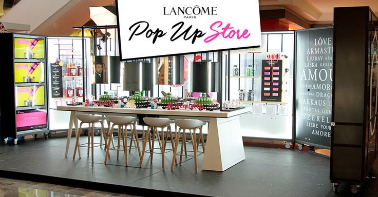 Image result for lancome pop store