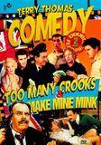 Terry Thomas Comedy: Too Many Crooks/Make Mine Mink [2 Discs] [DVD]