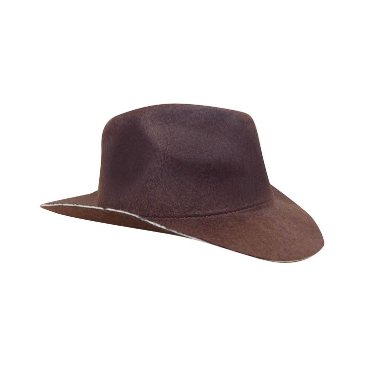 Adult A Nightmare On Elm Street Deluxe Freddy Krueger Hat, Men's, Brown