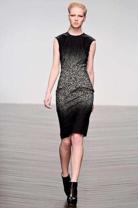 Maria Grachvogel Fall/Winter 2013 Ready-to-Wear Collection