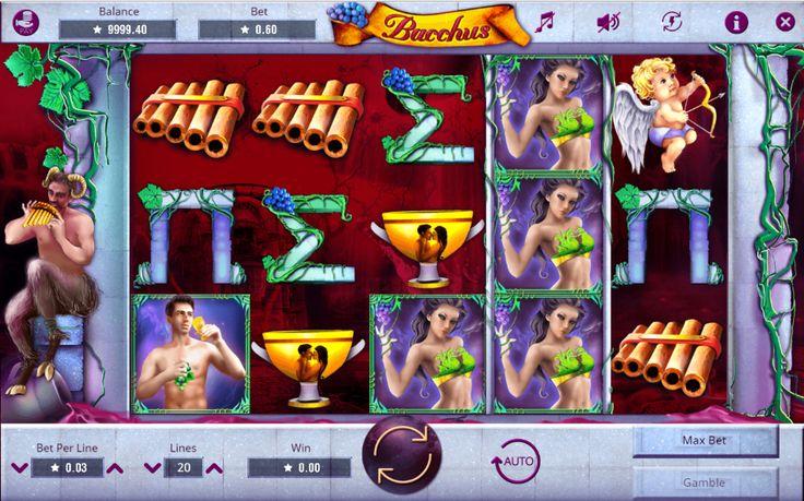Bacchus - http://www.777free-slots.com/free-slot-online-bacchus/