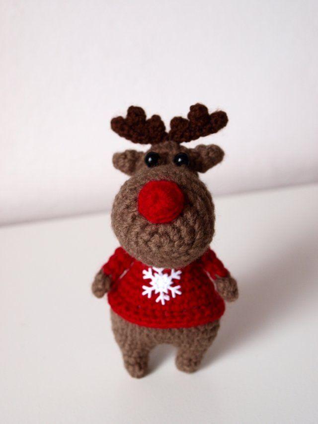 Renifer Rudolf