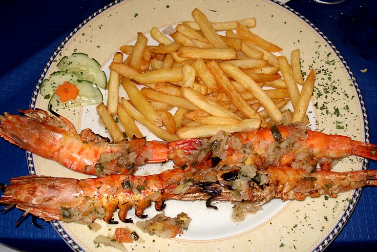 92 best images about recettes a la plancha on pinterest - Marinade gambas grillees au barbecue ...