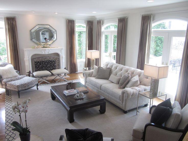 Ethan Allen Chadwick sofa