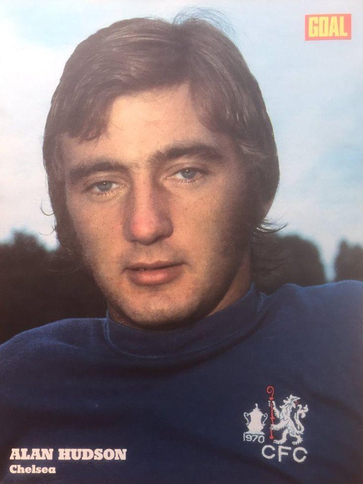 Alan Hudson Chelsea