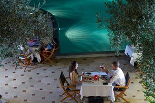 Stay in and enjoy a romantic evening, dinning at #EloundaGulf!