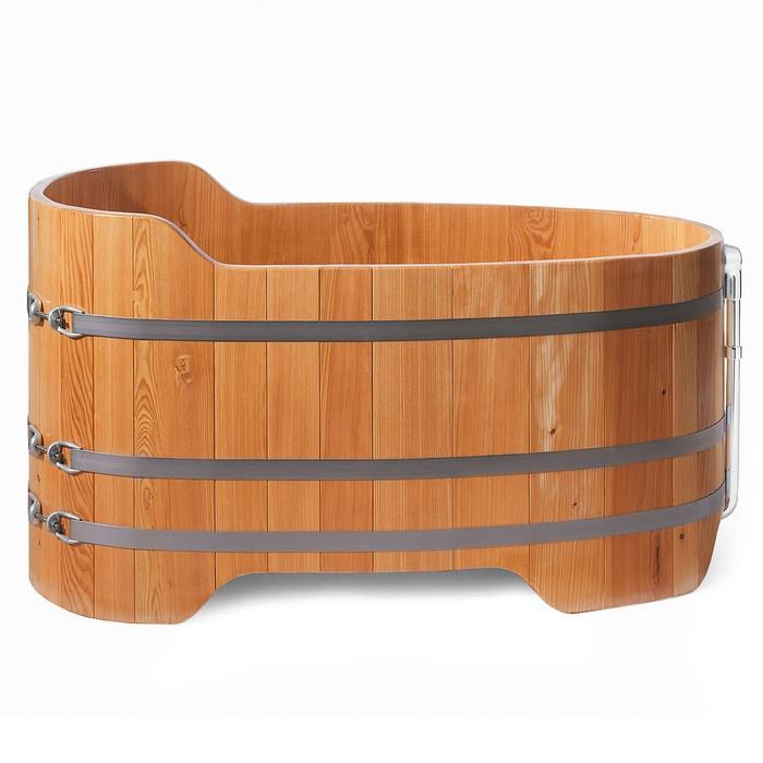 17 best images about wood bathtub on pinterest freestanding bathtub teak and wood bathtub. Black Bedroom Furniture Sets. Home Design Ideas