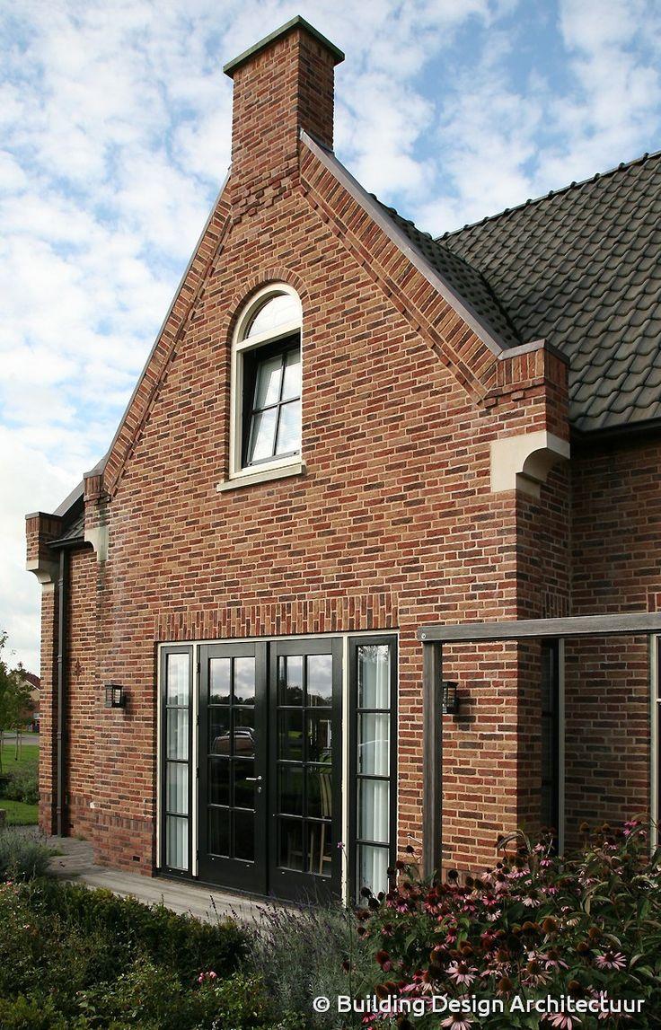 Wonen in Engelse stijl © Building Design Architectuur