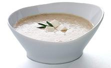 Creamy Philly Potato Leek Soup