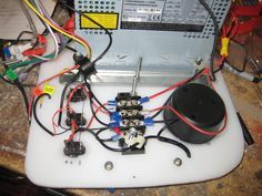 My Custom Cooler Radio