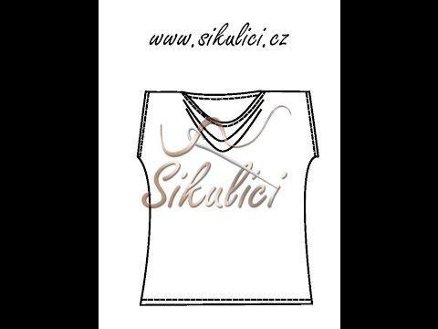 Návody na šití / sewing tutorials
