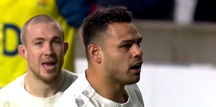 As the Six Nations tournament got underway over the weekend, it was New Zealand-born, former Queensland State of Origin rep, and now England representative Ben Te'o who scored the winning try against France.