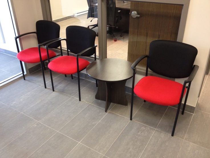 McAsphalt Marine-KP Reception Seating