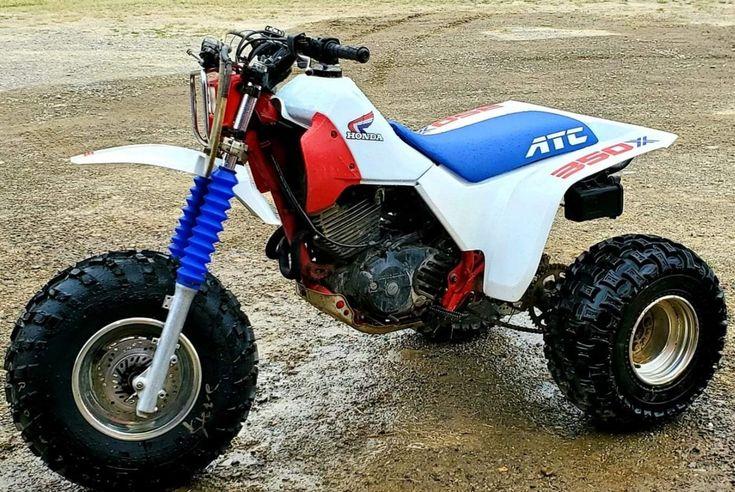 1986 Honda Atc350x