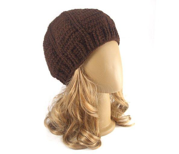 Concepção de Touca feminina de crochê - La Carlota e preço http://ift.tt/2AaogHC