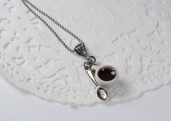"""Résultat de recherche d'images pour """"bijou pendentif café"""""""