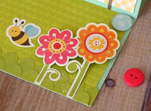 Join Design Team Expert Tamara Tripodi for a fun twist on a traditional card. In this tutorial, Tamara shows you how to create an easel card, which can be displayed in your home. This is a great way to make a card even more treasured for the recipient. Hello, Echo...