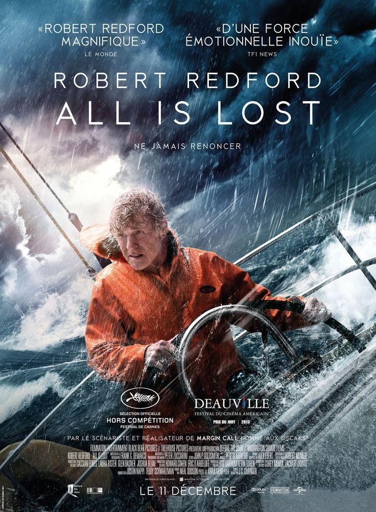 All Is Lost - Film de J.C. Chandor