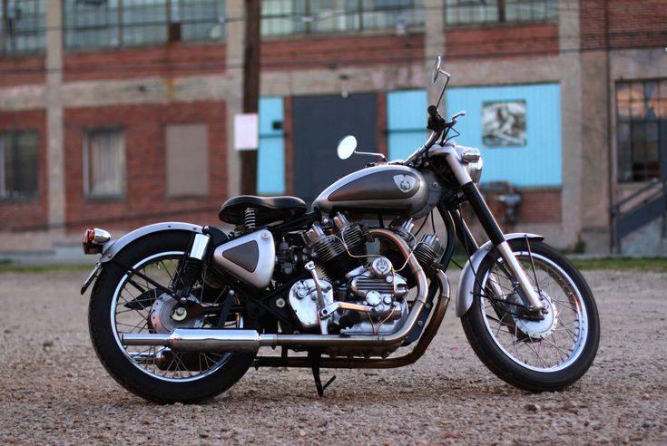 Musket Royal Enfield V-Twin