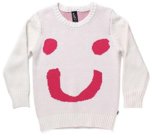 Minti Emotions Knit Crew Cream