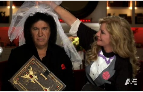Image Detail for - Gene Simmons Family Jewels - The Wedding Event 2