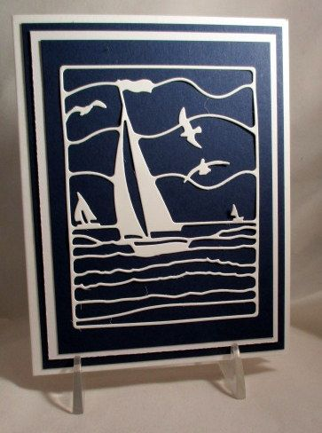 Out to Sea by Penny Black