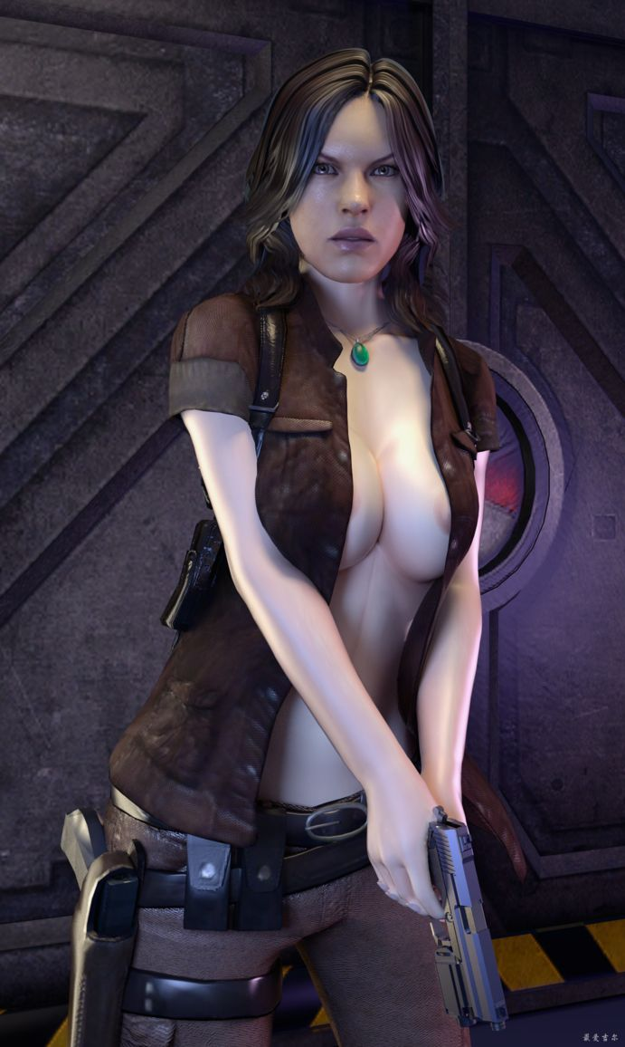 Nude resident evil fan art pron picture