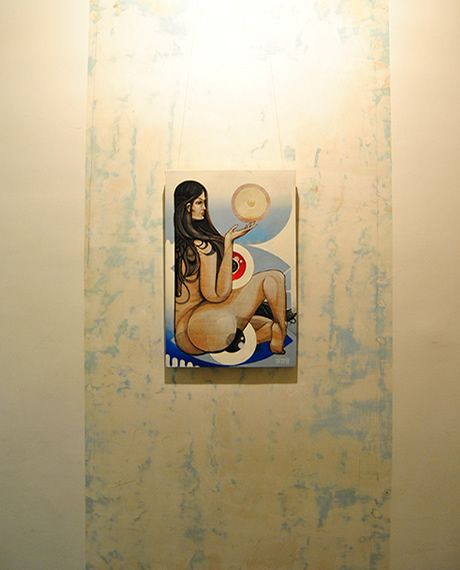 elDimitry at Fousion Gallery Barcelona