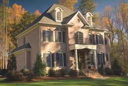 die besten 25 amerikanische h user ideen auf pinterest schwedenhaus fertighaus. Black Bedroom Furniture Sets. Home Design Ideas