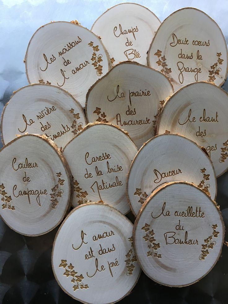 Nom De Table Design By Hibrido Pinterest Best Nom De Table Mariage Idee Nom De Table Mariage Anniversaire De Mariage 50 Ans