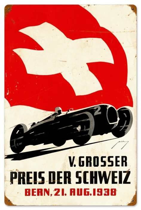 Switzerland 1938