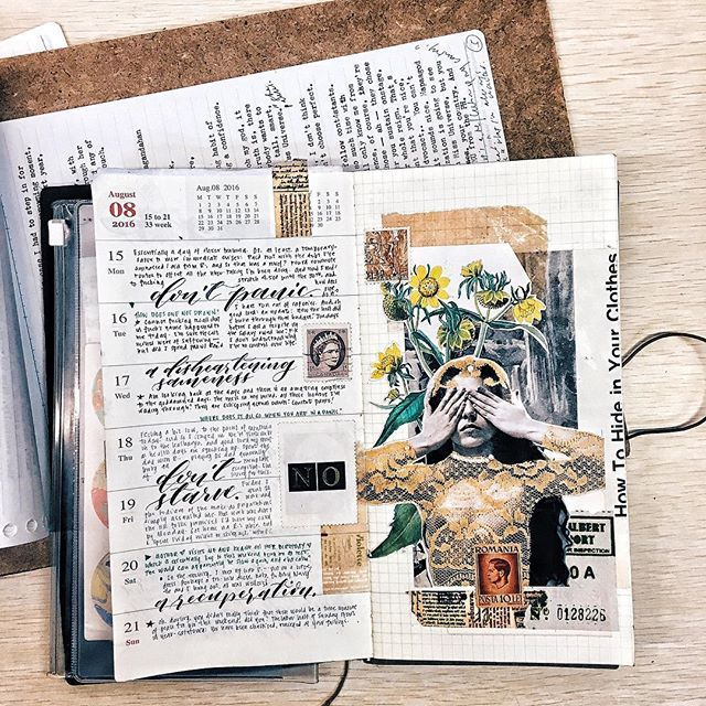 About last week. Central image in the collage is a detail from Laureana Toledo's…