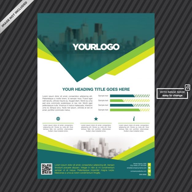 FREE DOWNLOAD Brochure with amazing scheme color