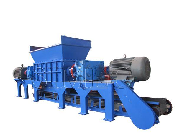 shedder machine