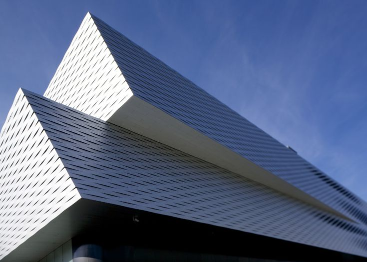 Messe Basel New Hall by Herzog & de Meuron