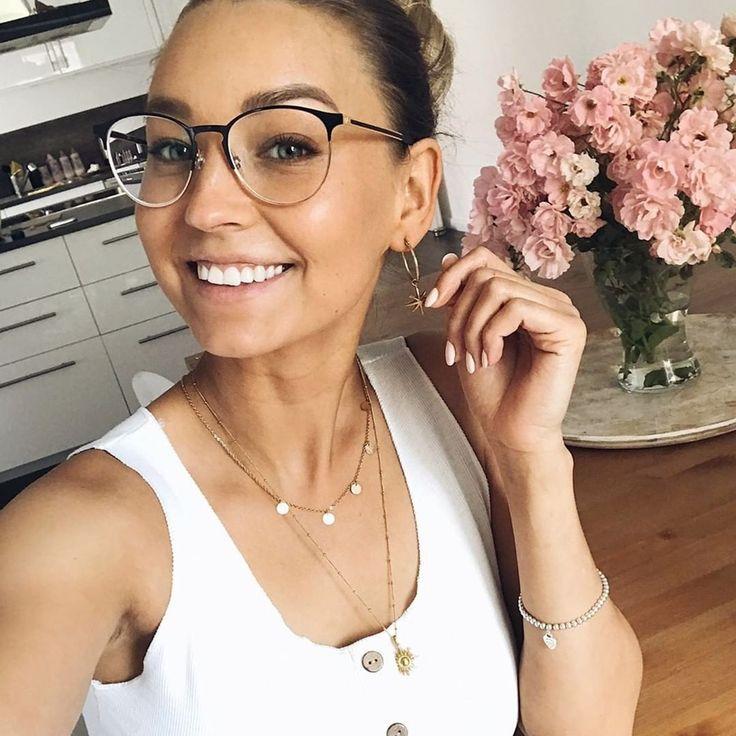 Pin auf Brillen damen