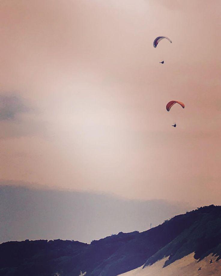 Beach Day Bliss #paragliding #bliss #beachlife #awesome #beautiful #amazing #cool #wonderful #happydays #lifeasweknowit #like4like #love #beachview #likeforlike #picoftheday #shots #instagood #instadaily #instalike #instahappy #bestoftheday #iphone7 #view #holidays