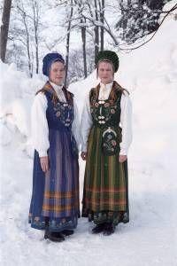 Norges mest populære bunader   Rana Blad