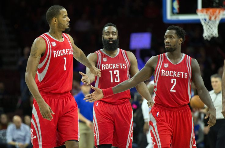 "Trevor Ariza, James Harden & Patrick Beverley • ""Is You w/ Me or What?"""