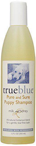 TrueBlue Pure and Sure Puppy Shampoo 12 Ounce - http://www.thepuppy.org/trueblue-pure-and-sure-puppy-shampoo-12-ounce/