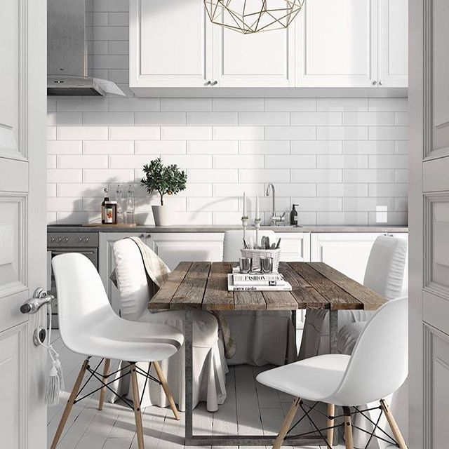 Source www.home-designing.com #scandi#scandinavian#scandivianhome#scandinavianstyle#scandinaviandesign#design#kitchen#interior#interiordesign#interior123#interiorstyling#style#l4l#like 45+ Most Popular Kitchen Design Ideas on 2018 & How to Remodeling #kitchenideas #smallkitchenideas #kitchencabinet