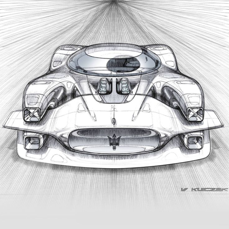 Best Car Sketch Front View Images On Pinterest Car Sketch