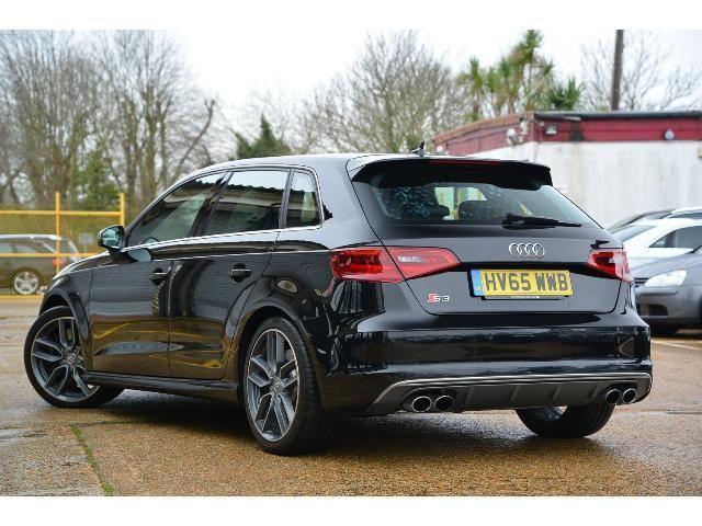 Audi S3 SPORTBACK 2.0 T FSI quattro 300 PS S Tronic 5dr