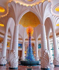 Самые дорогие отели Дубая с фото самых дорогих гостиниц и номеров