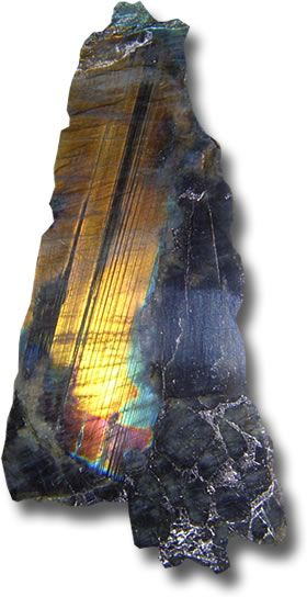 Spectrolite Rough from Finland