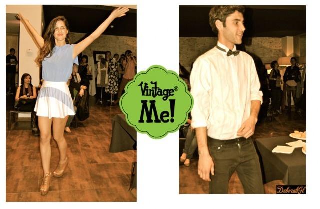 Vintage Me Fashion Show Hotel Onix Barcelona