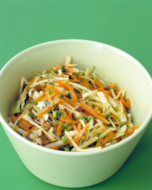 Carrot-Cumin Slaw Recipe