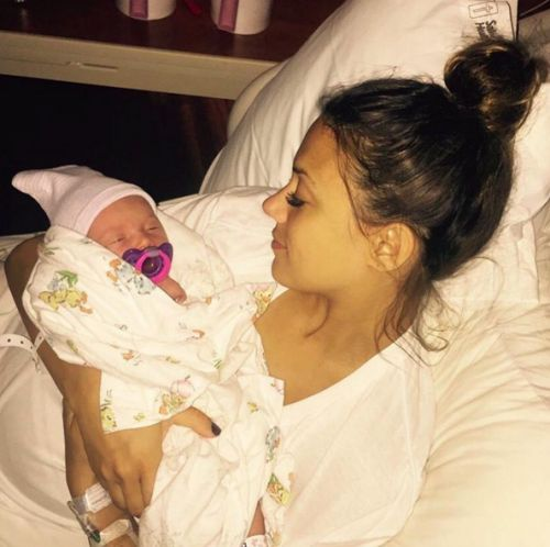 """Jana Kramer Is """"Absolutely In Love"""" With Newborn, read more at http://my-healthy-pregnancy.info/"""